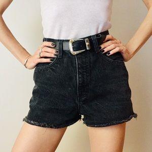 Vintage  Denim Shorts USA Made